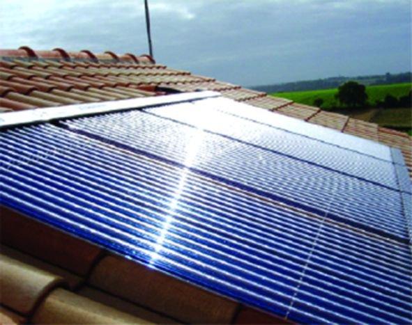 Ville de rousset construire et habiter rousset for Chauffe piscine solaire